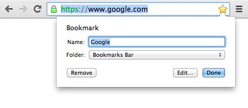 Bookmark là gì? Cách di chuyển bookmark sang máy tính khác?